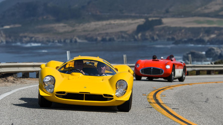 See The Beautiful Vehicles Of The Pebble Beach Tour d'Elegance