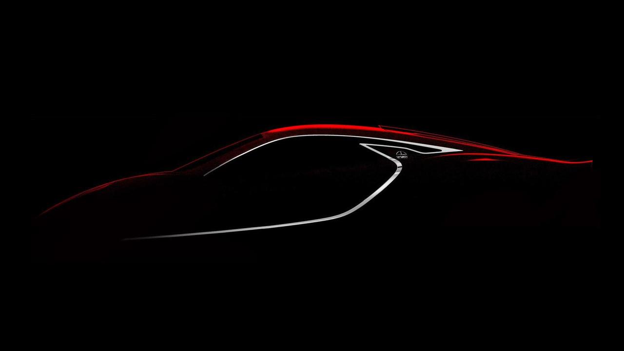 ATS Automobili GT Supercar