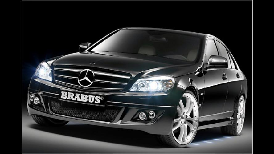 Hohes C von Brabus: Vitaminstoß für den neuen Benz