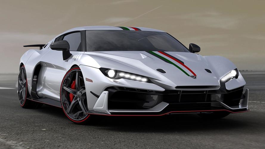 Zerouno Italdesign, nueva versión roadster para 2019