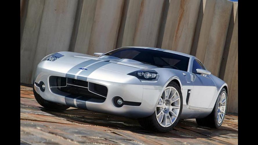 Ford Shelby GR-1: Supersportler als Performance-Künstler