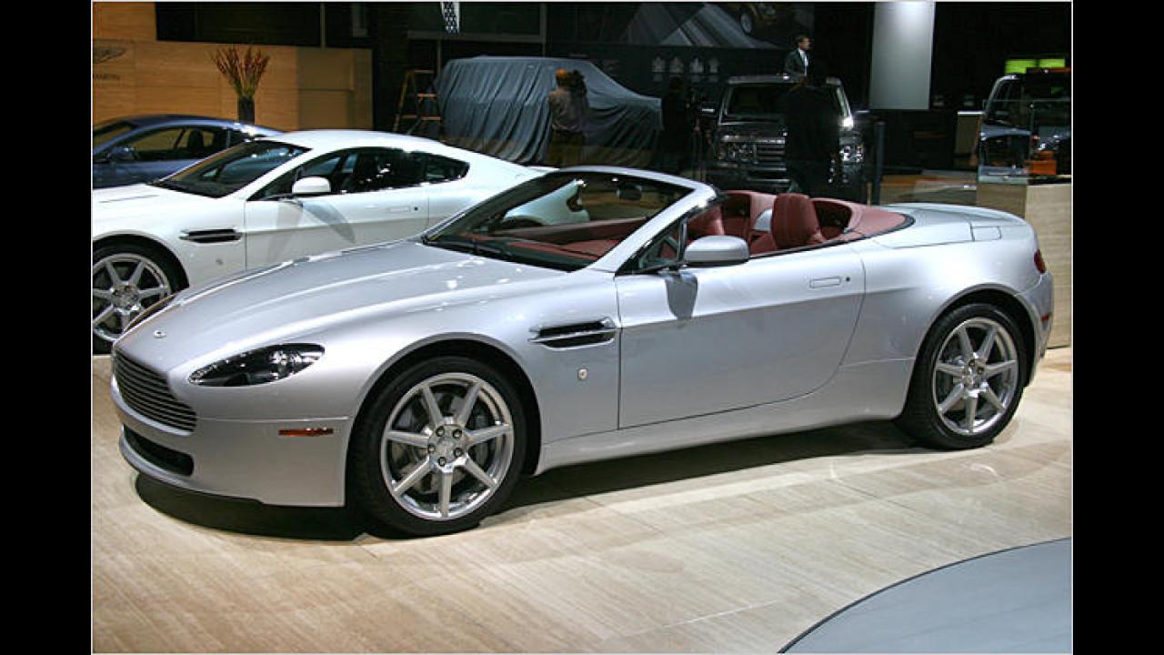 Aston Martin V8 Vantage Roadster (L.A. 2006)