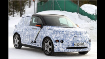 BMW i3 als Erlkönig