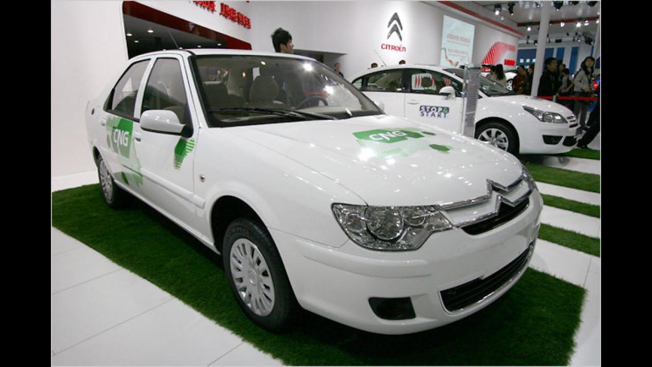 Citroën Elysee CNG