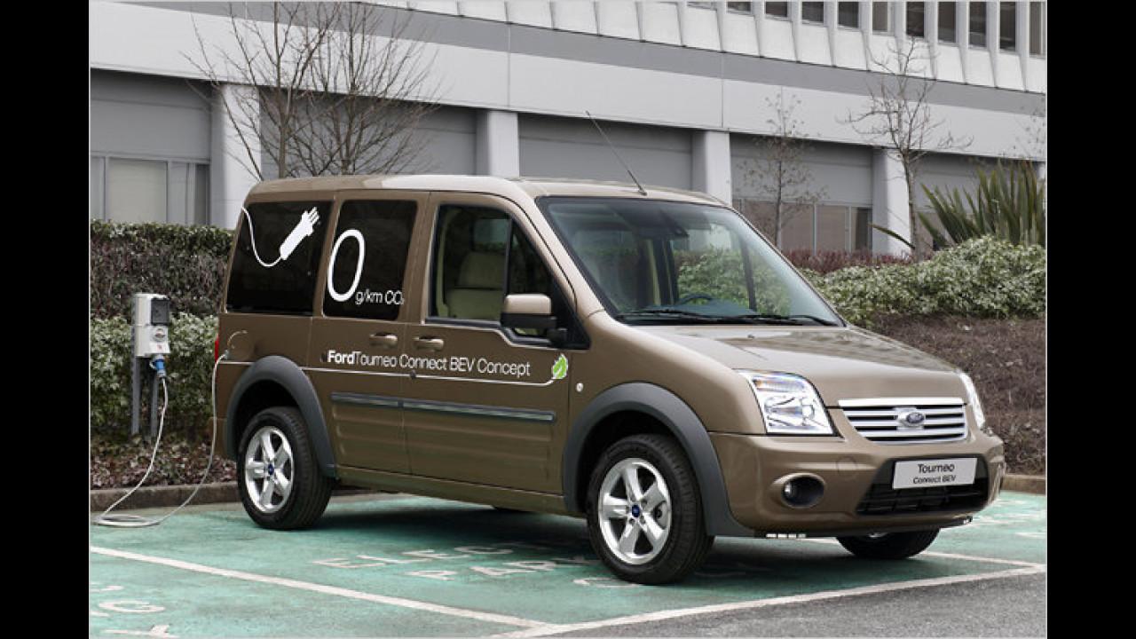 Kategorie 5: Konzept- und Kleinserienfahrzeug
