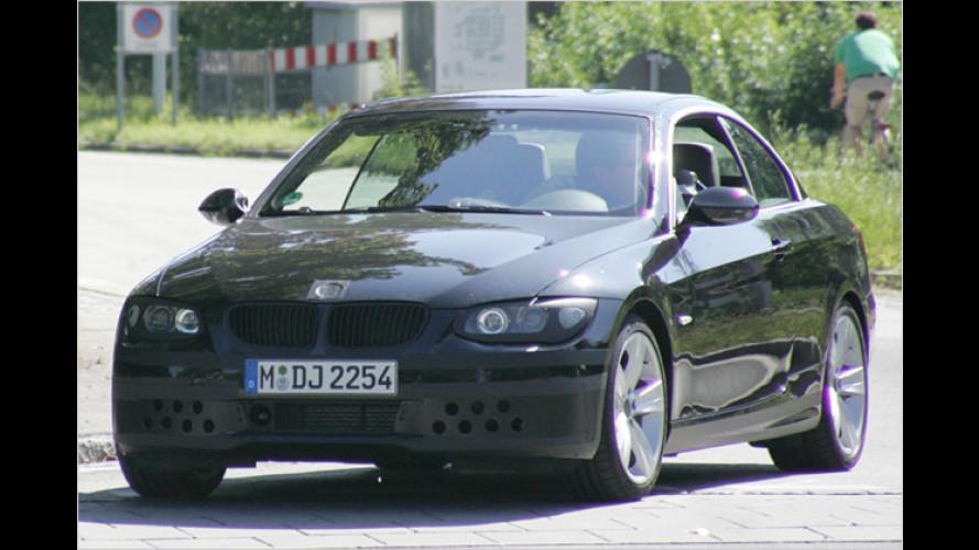 Erwischt: BMW liftet das 3er Cabrio