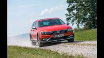 Nuova Volkswagen Passat Alltrack