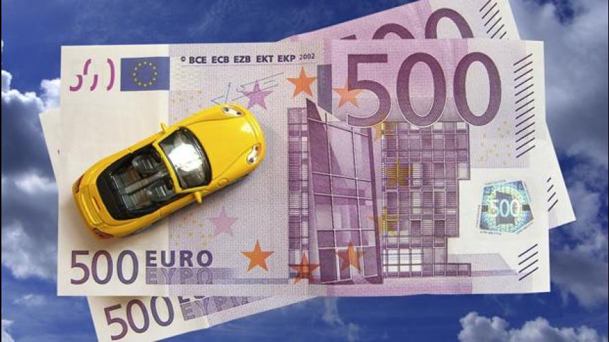 Mercato auto, solo in Europa si sente la crisi