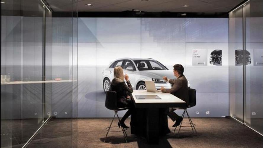 Audi apre la prima concessionaria virtuale