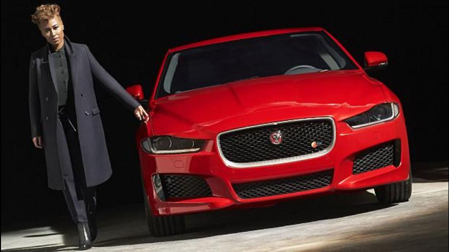 Jaguar XE, pronta a graffiare