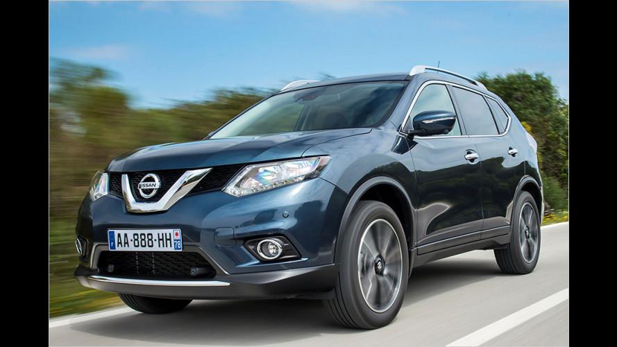 Radikalschwenk bei Nissan-SUV