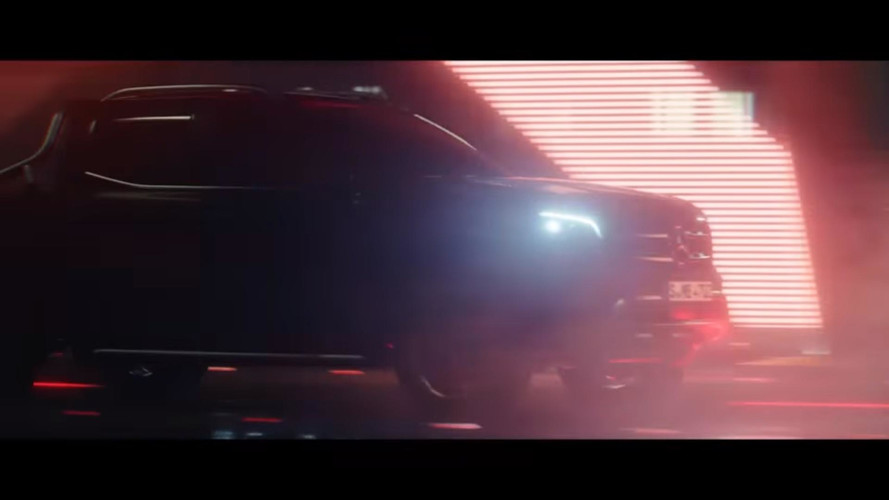 2018 Mercedes X-Class Teased Ahead Of July 18 Reveal