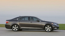 Lexus LS600h Pebble Edition 2009