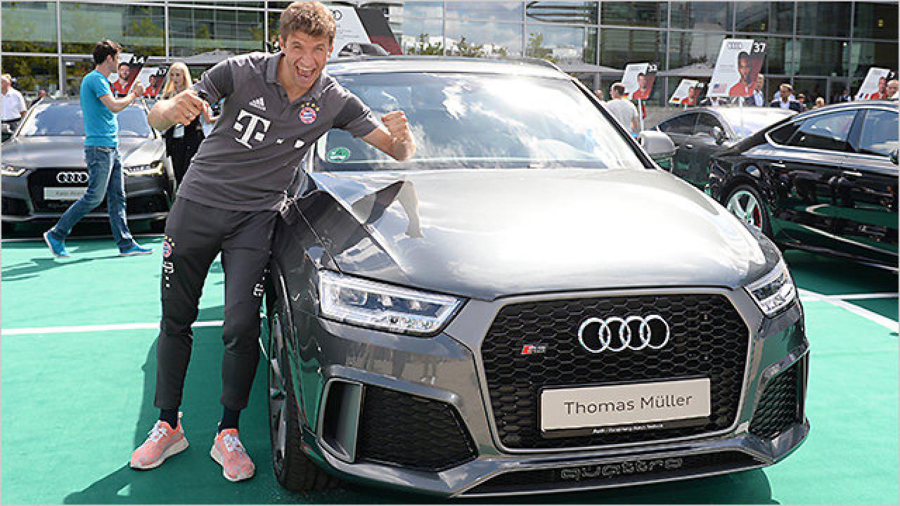 Müller, Ribery und Co.