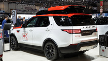 Land Rover Discovery Project Hero concept