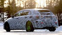 Mercedes Clase A 2018 fotos espía