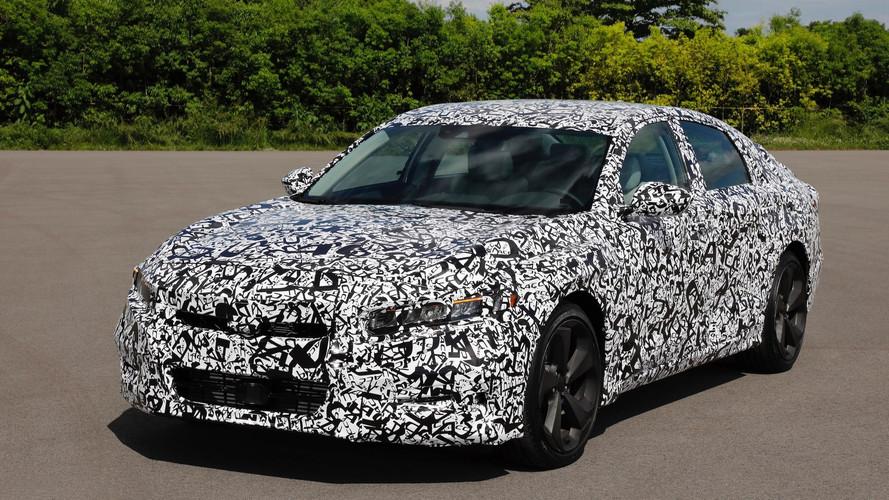 El Honda Accord 2018 se apunta al turbo