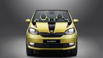Skoda Element electric buggy concept