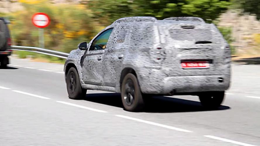 Dacia Duster 2018: cazado rodando en España