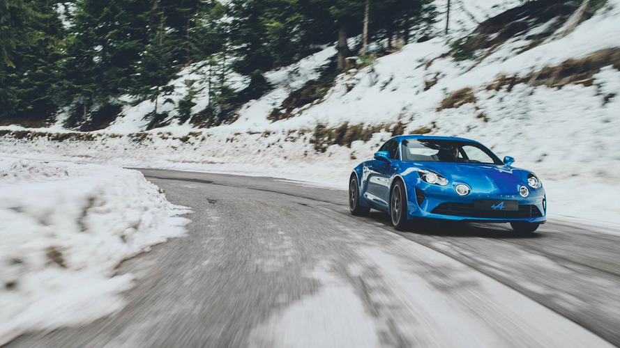 Alpine A110 - Ce que l'on sait déjà !