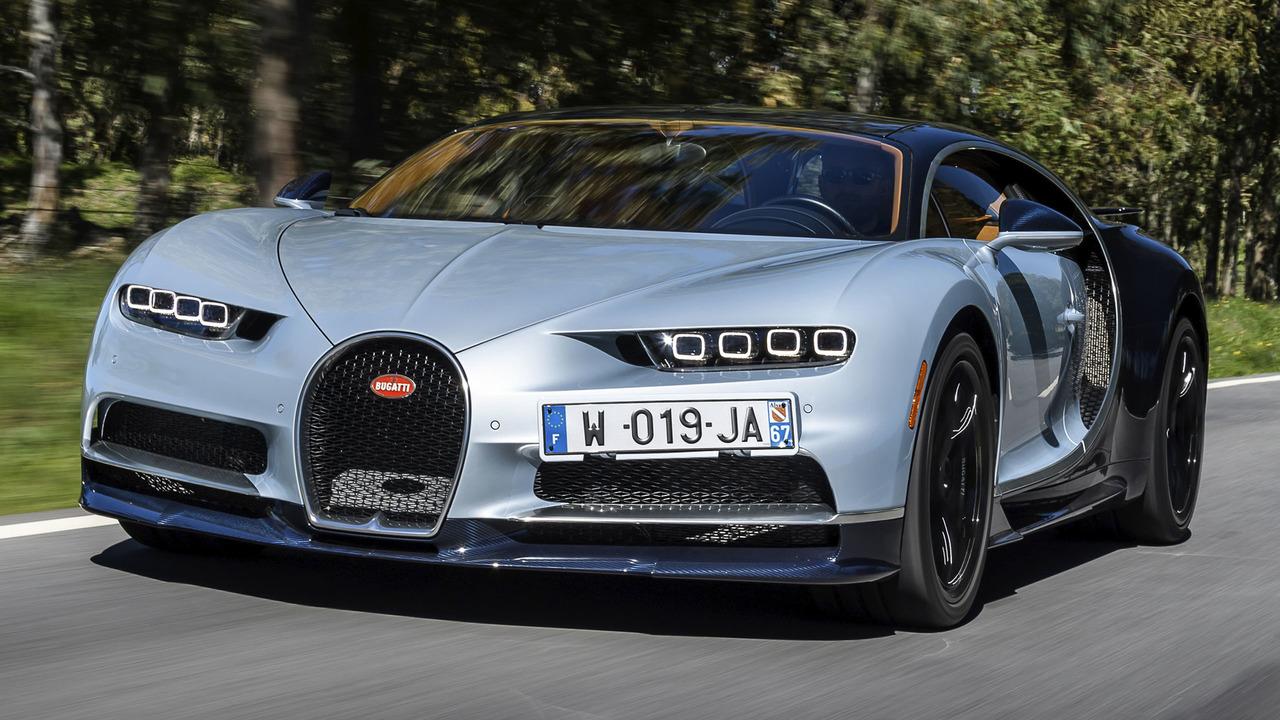 2018 Wrx 0 To 60 >> 2018 Bugatti Chiron First Drive: Record Wrecker