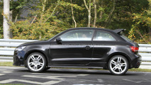 2012 Audi RS1 spied for the first time Nurburgring 13.10.2011