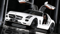 Mercedes-Benz SLS AMG with 623 PS by Inden Design