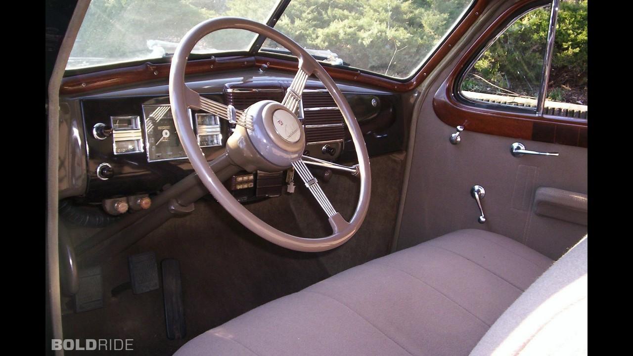 Cadillac Series 75 Five-Passenger Sedan
