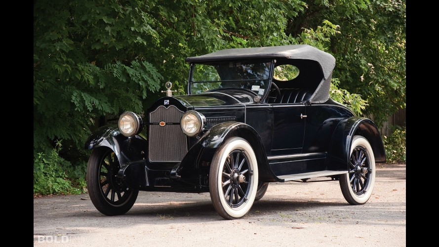 Buick Six Roadster