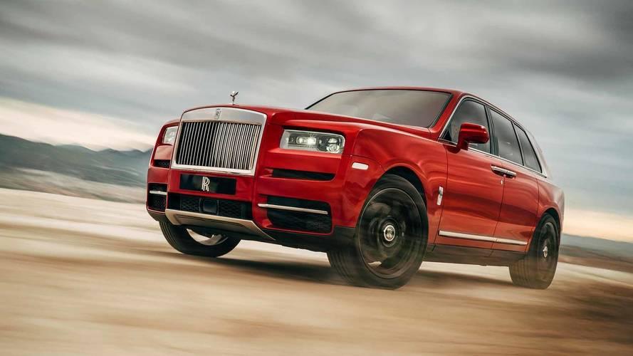 Diapo - Les 10 choses à savoir à propos du Rolls-Royce Cullinan