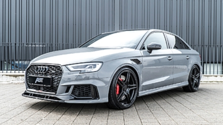 Audi RS3 By ABT Dials Up To 500 Horsepower