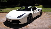 Ferrari 488 Spider With $146,000 Worth Of Options
