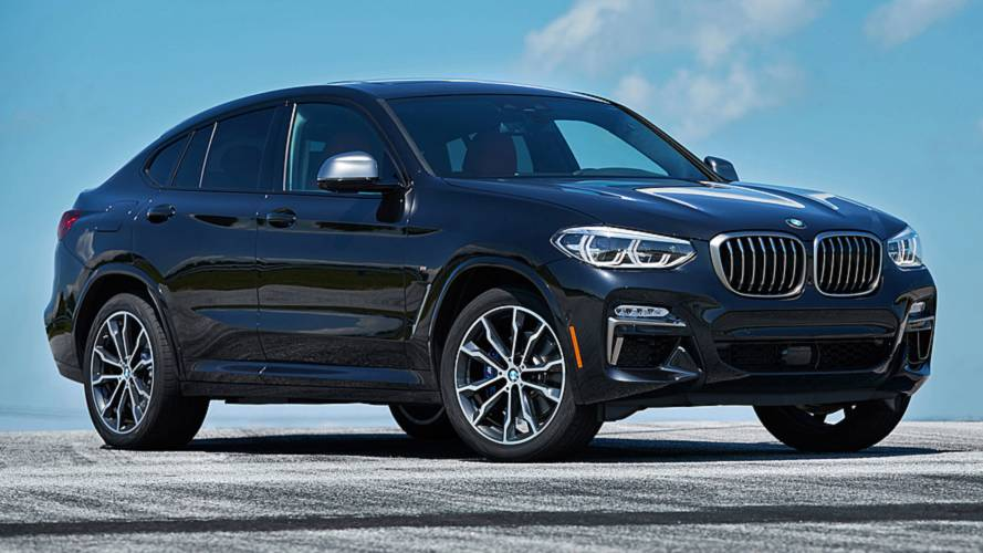 2019 BMW X4 First Drive: Better Style, More Substance