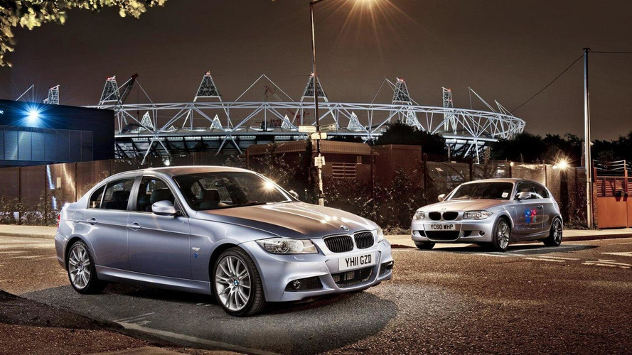 BMW 1- and 3-Series get London 2012 Peformance Editions in the UK