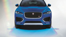 Jaguar F-PACE First Edition pays tribute to the C-X17 concept