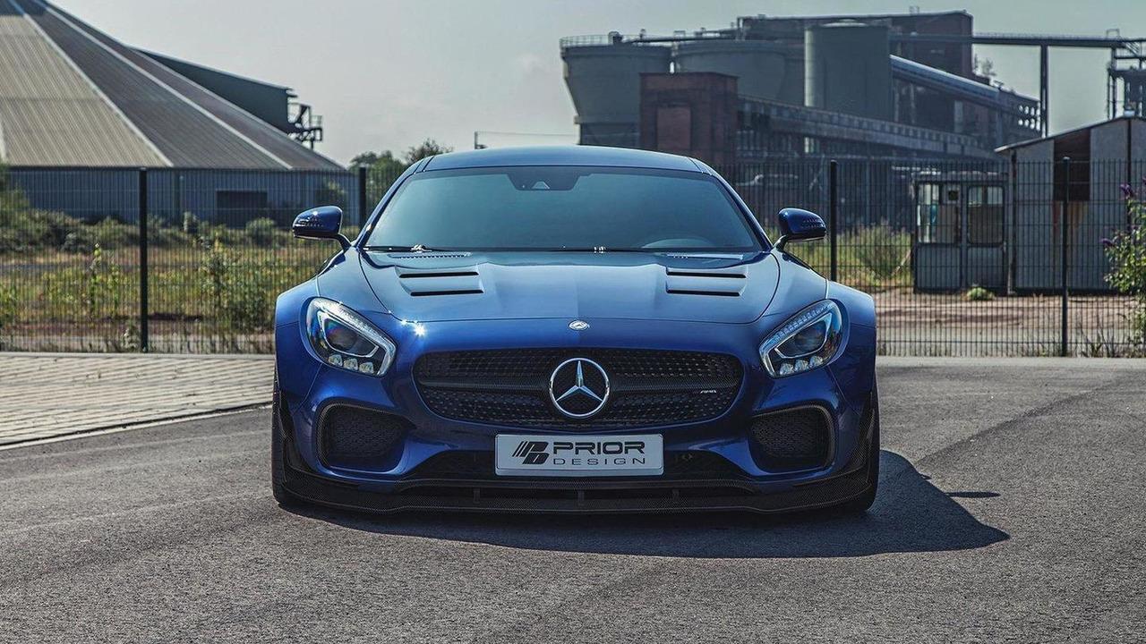 Mercedes-AMG GT S by Prior-Design