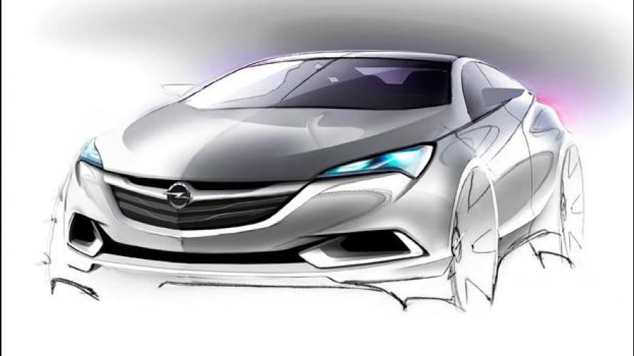 Opel GT, se l'Astra diventa coupé…