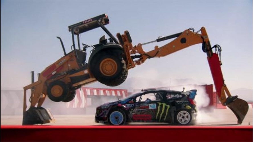 Ken Block: con Gymkhana 6 è come essere in Need For Speed Rivals [VIDEO]