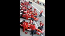 Finali mondiali Ferrari a Valencia 2009