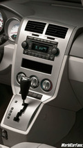 2007 Dodge Caliber Interior