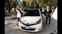 Nuova Toyota Yaris alla Triennale di Milano