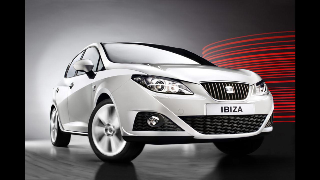 La nuova Seat Ibiza