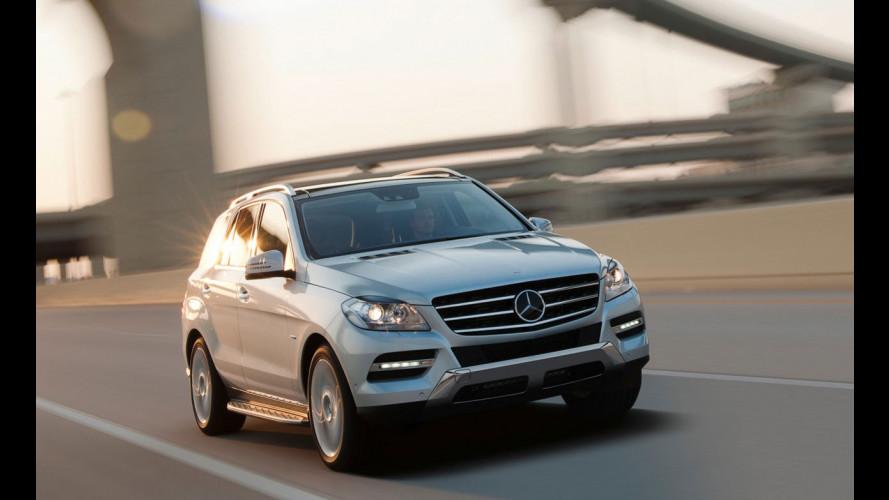 Mercedes GLS, la futura SUV coupé