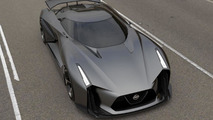 Next Nissan GT-R could resemble the Concept 2020 Vision Gran Turismo