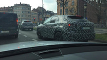 2016 Lexus RX spy photo