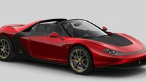 Ferrari 458 Spider-based Pininfarina Sergio considered for production