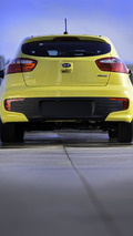 2016 Kia Rio hatchback ve sedan Chicago Oto Şov