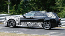 2015 Mercedes C63 AMG Estate spy photo