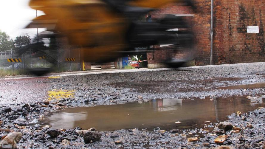 Pothole damage can cost drivers two months' salary