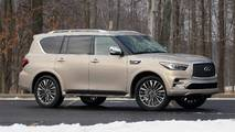 2018 Infiniti QX80 4WD: Review